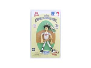 Minnesota Twins BENDOS bendable Keychain