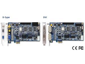 GeoVision DVR Video Capture Card, GV1120 8CH Combo Card (120FPS)