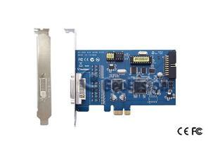 GeoVision DVR Video Capture Card, GV600 4CH (30FPS)