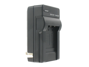 TechFuel Travel Battery Charger for Nikon Coolpix S60 Digital Camera