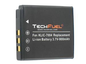 Kodak Playsport Video Digital Camera Battery, New TechFuel KLIC7004 Battery