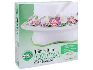 "Trim 'n Turn Ultra Cake Turntable-12"" Round"