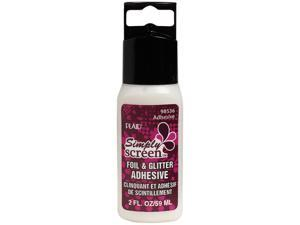 Simply Screen Foil & Glitter Adhesive-2 Ounces