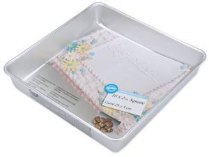 "Performance Cake Pan-10""X2"" Square"