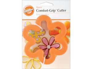 """Comfort-Grip Cookie Cutter 4""""-Flower"""