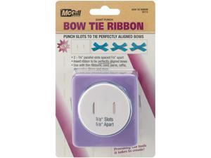 Giant Craft Punch-Bow Tie Ribbon 3/8""