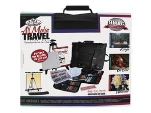Alvin FA-202 All Media Travel Artist Set 96 Pieces