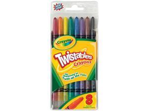 Crayola 52-7408 Twistables Crayons