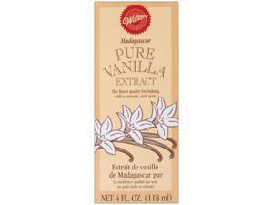 Pure Vanilla Extract-4 Ounces
