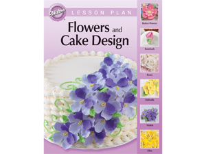 Wilton Lesson Plan-English-Flowers & Cake Design
