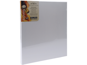 "Universal Stretched Canvas-16""X20"" 2/Pkg"