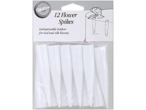 """Flower Spikes 3"""" 12/Pkg-"""