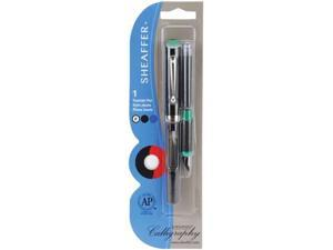 Sheaffer Viewpoint Broad Point Calligraphy Fountain Pen 1/Pkg
