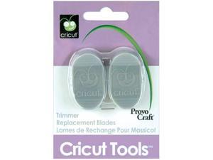 Cricut Paper Trimmer Replacement Blades-Straight 2/Pkg