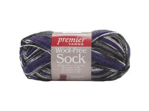 Premier Wool Free Sock Yarn-Grapes