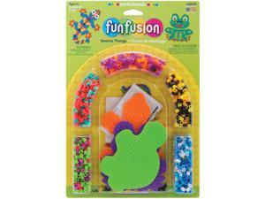 Perler Fun Fusion Fuse Bead Activity Kit-Fun Fusion/Swamp Thangs