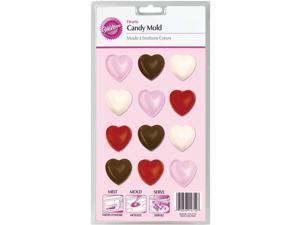 Candy Mold-Hearts 12 Cavity