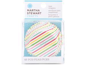 Modern Festive Treat Wrappers 48/Pkg-