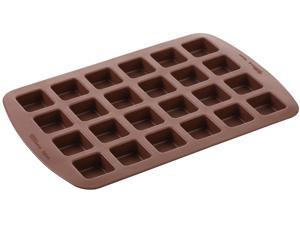 Brownie Pops Silicone Mold-24 Cavity Bite-Size