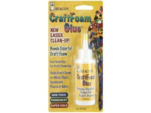Craft Foam Glue-2 Ounces