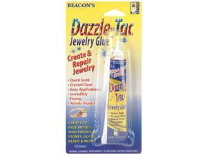Dazzle-Tac Jewelry Glue-1 Ounce