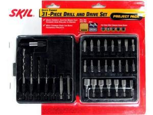 Skil 31 PC. Screwdriver Set Brand New