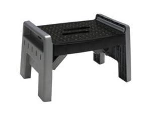 Cosco Products 11-905-PBL4 1-Step Folding Stool Plastic