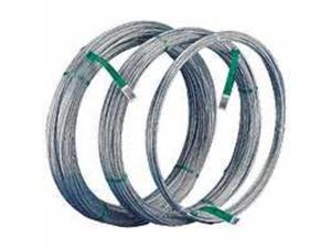 Keystone Consolidated 73428/5570 9Ga Smooth Galvanized Wire - Coil