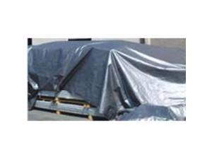 Mintcraft T0912GS140 9-Ft. X 12-Ft. Heavy-Duty Green/Silver Tarp