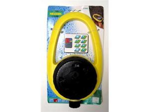 Nelson Small Yellow 8 Pattern Sprinkler Nelson 2160 077855821609