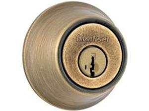 Kwikset Corporation 660 5 RCAL RCS Single-Cylinder Deadbolt Single Cylinder - 66