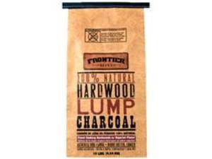 NEW 10 Pound Lump Charcoal Bag Charcoal & Lighters LCR10 023857806045 LCR10