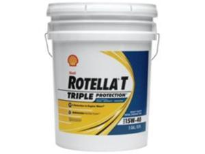 NEW Rotella T 15w40 Oil 5gl Pennzoil Each Motor Oil 550019916 021400740167