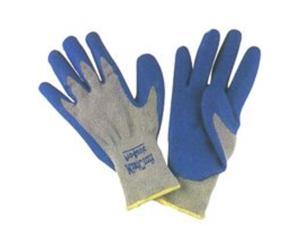 RUBBER-PALM WORK GLOVE LARGE DIAMONDBACK GV-SHOW/AL 045734962682
