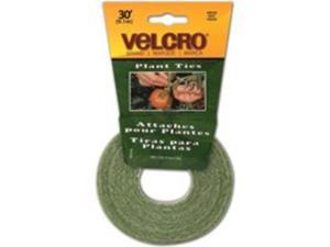Velcro Usa Inc 90594ACS Velcro Plant Ties Clip Strip Velcro - Adjustable - Pack