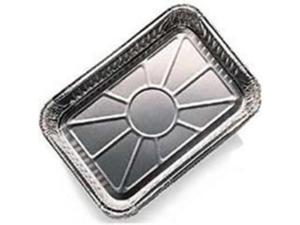 NEW Small Drip Pan Weber 10 Pack Grill Accessories - Weber 6415 077924074752
