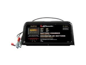 NEW 10/2 Amp Dual-Rate Man Chg 12v Ea. Battery Chargers SF-1010-2 SCHUMACHER