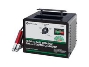 Manual Operated Battery Charger With Starter SE-3010
