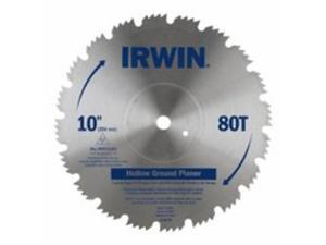 Irwin Industrial 11670 10-Inch X 80T 5/8 Arbor Combination - Steel Construction