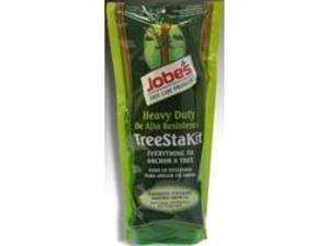 Easy Gardener 528 Jobes Heavy-Duty Tree Stake Kit Heavy-Duty - Each