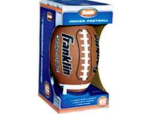 Franklin 5010 Junior Rubber Football-Tee Set