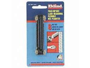 Eklind Hex Key Set.