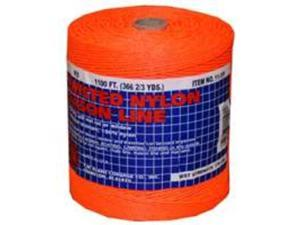 TW Evans Cordage 11/01/91 No.18 X 1088 ft. Twist Mason Line, Orange