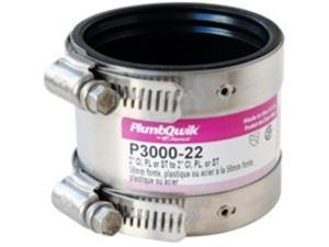 Fernco Inc P3000-22 2-in ProFlex Shielded Specialty Couplings