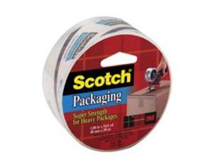 3M 3850/3501C 1.88-inch x 54.6 Yds Clear Scotch Packaging Tape