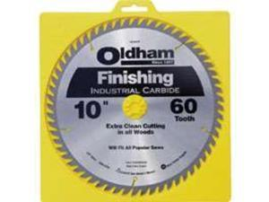 Bld Saw Cir 10In 0.07In 5/8In OLDHAM 10 Inch Blades 10060TP CARBIDE 049551010366