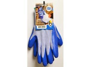Glv Wrk S Latex Ctd Polyes/Ctn LFS GLOVE Gloves - Coated C302S Polyester/Cotton