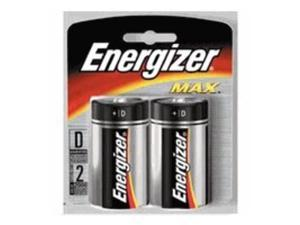 Energizer 2Cd D Alkaline Battery
