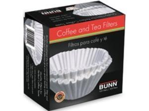 Bunn Coffee Filter BUNN-O-MATIC CORP Coffeemaker Accessories BCF100 White