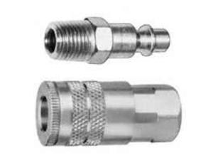Plews/Lubrimatic 13-201 Coupler And Nipple Set